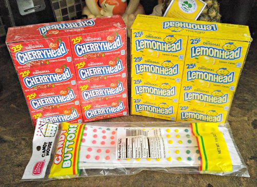 b.a. Sweetie Candy Company in Northeast Ohio is the premiere place to get all your Candy needs. Just a couple of the selections to choose from.