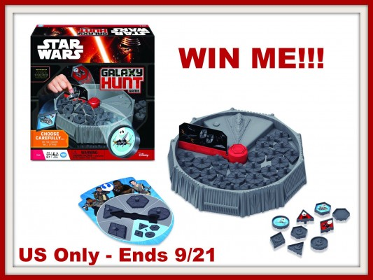 Star Wars The Force Awakens Galaxy Hunt Game Ends 9/21 May The Force Be With You!