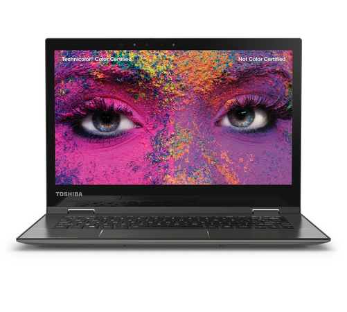 Hands on with the Toshiba Satellite Radius 12 Check out the review of this fantastic laptop you can get at Best Buy. @BestBuy @ToshibaUSA #RadiusAtBestBuy