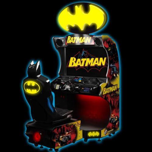 Batman Arcade Driving Game