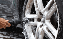 Detailing Made Easy for your Car, Truck, or SUV with Brush Hero