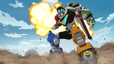 Check out the new Voltron Legendary Defender Trailer on Netflix starting June 10th, I am watching, are you?