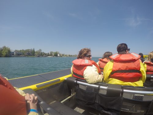 Whirlpool Jet Boat Tours brings excitement and fun in Niagara Falls