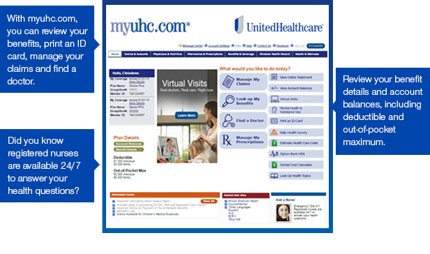 Check out UnitedHealthcare and their services, Win a $100 Amazon Gift Card