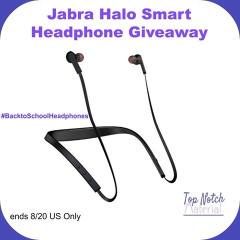 Win a pair of Halo Smart Headphones - Good Luck from Tom's Take On Things - Ends 8/20