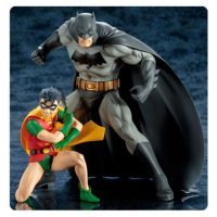Batman and Robin: The Boy Wonder ArtFX+ Statue 2-Pack