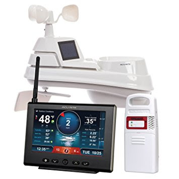 Pro 5-in-1 Weather Station Giveaway Ends 7/28