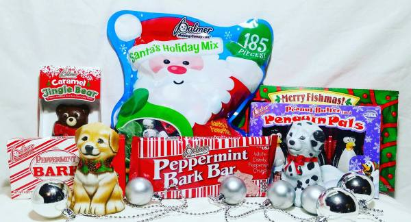 R M Palmer Holiday Candy Giveaway Ends 12/12