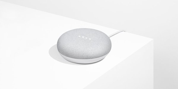 Google Home Mini Giveaway - Ends 11/7