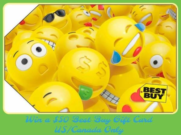 $50 Best Buy Gift Card Giveaway ~ Ends 5/10