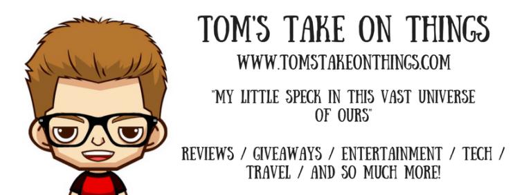 Tom's Take On Things Banner