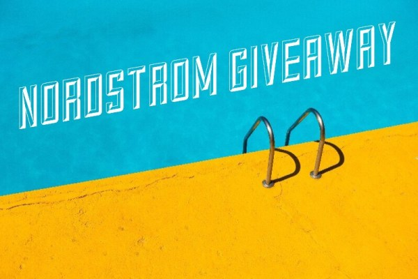 $100 Nordstrom Gift Card Giveaway Ends 9/4 Good Luck from Tom's Take On Things