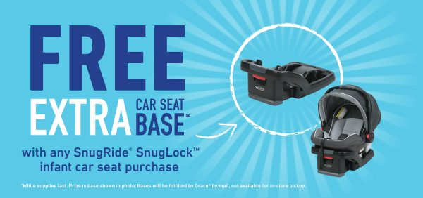 SnugRide® SnugLock™ 35 Car Seat Giveaway Ends 9/2 and you have a chance to win this. I believe in safety as a former Paramedic