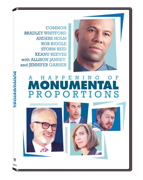 A Happening of Monumental Proportions is out now to enjoy at home Find out more about the movie and how you can win a copy of it of your own from Tom's Take On Things