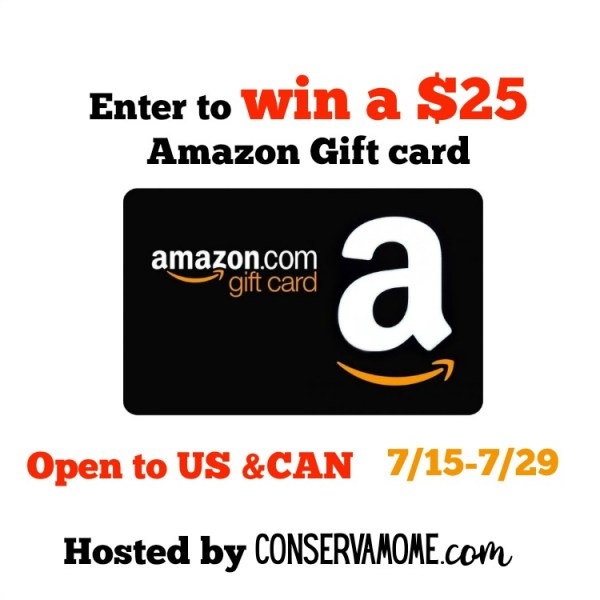 Tom`s Take On Things is happy to help promote this giveaway from another blogger for a chance to win a $25 Amazon Gift Card. Good Luck. Ends 7/29