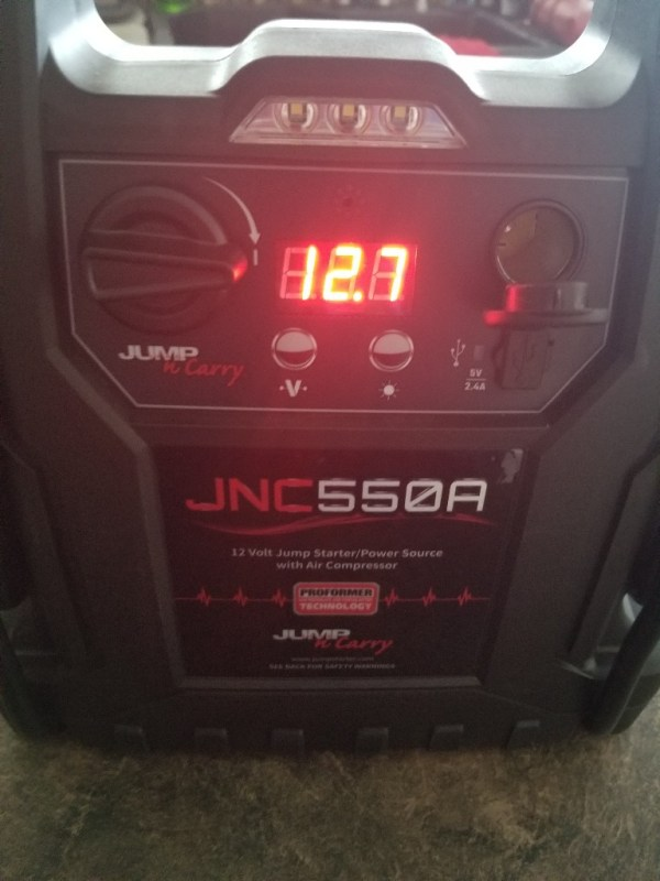 A Jump Starter from Clore Automotive provides safety and security