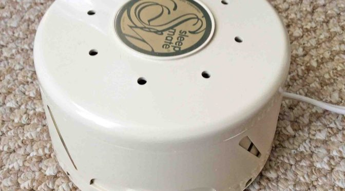 Marpac Dohm SleepMate 980A Review