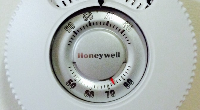 Honeywell Dial Thermostat Pictures