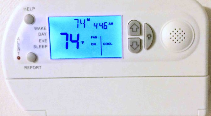 SmartWay Solutions Talking Thermostat VIP3000 Review
