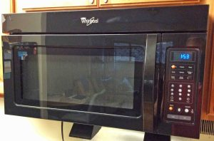 Whirlpool Wmb31017ab Microwave Oven Review Over Range
