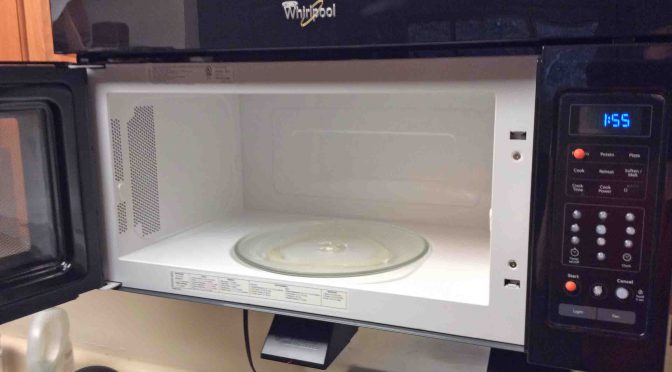 Whirlpool WMB31017AB Microwave Oven Review, Over Range