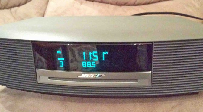 Bose Radio CD Player Review