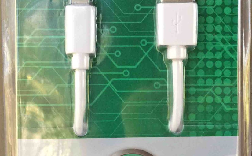 Axcel Lightning Cable for iPhone Review