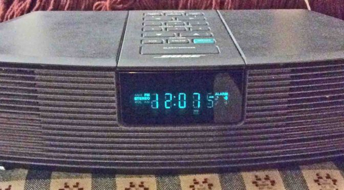Bose Wave Radio 1 (AWR131) Review
