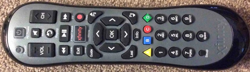 Reset Xfinity Remote XR2, How To