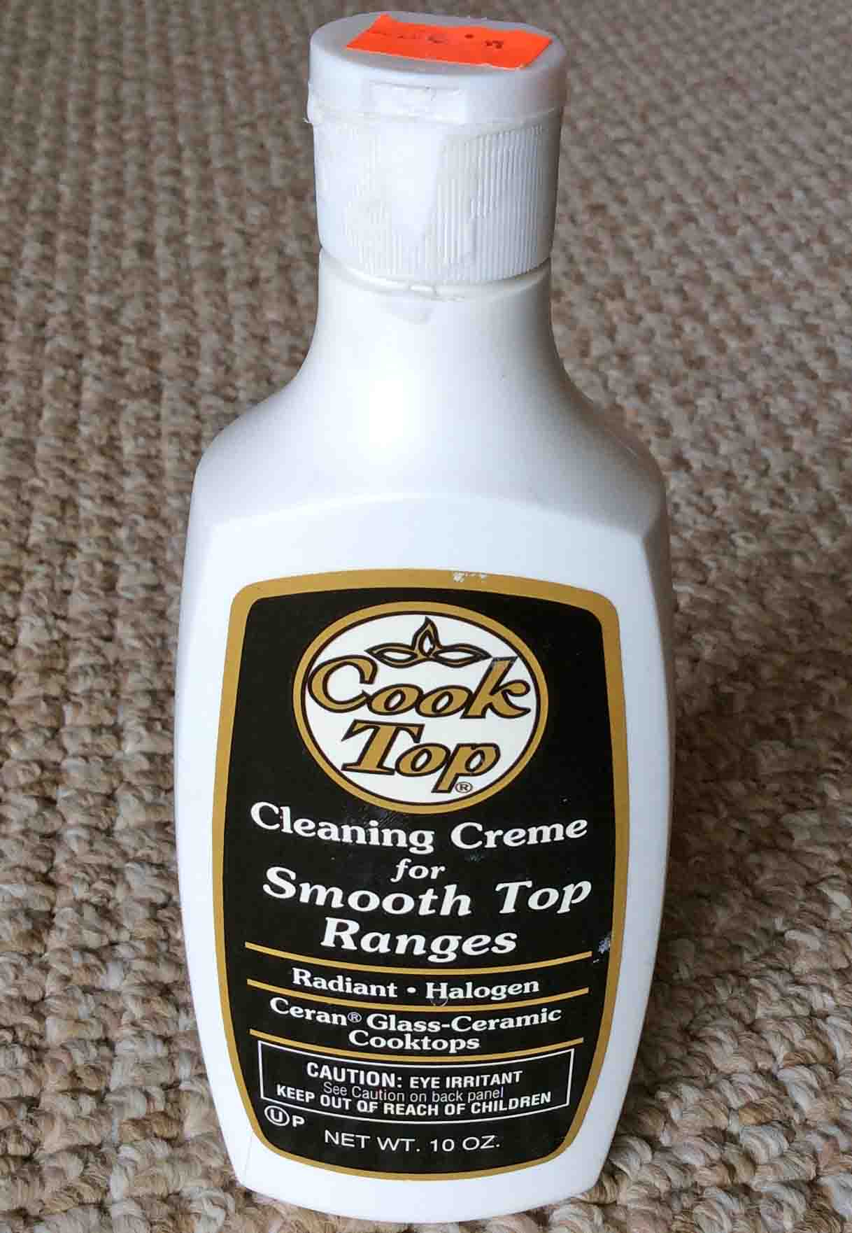 How To Clean A Glass Top Stove Cooktop Cleaning Cream Review Toms Tek Stop