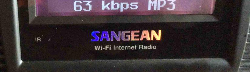 Sangean WFR 20 Picture Gallery