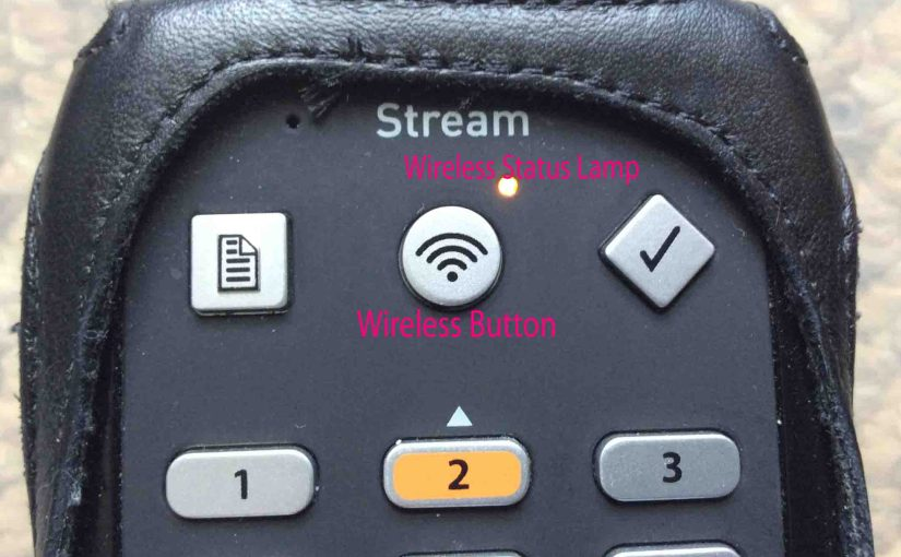 Changing WiFi on Victor Reader Stream New Generation