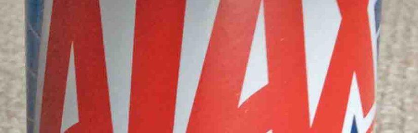 Ajax Powder Cleanser with Bleach Review