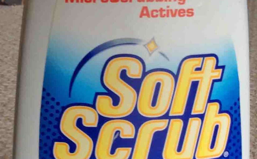 Soft Scrub Lemon Cleanser for Bath and Kitchen Review