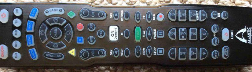 PHAZR-5 UR5U-9000L-AB Universal Remote Control Review