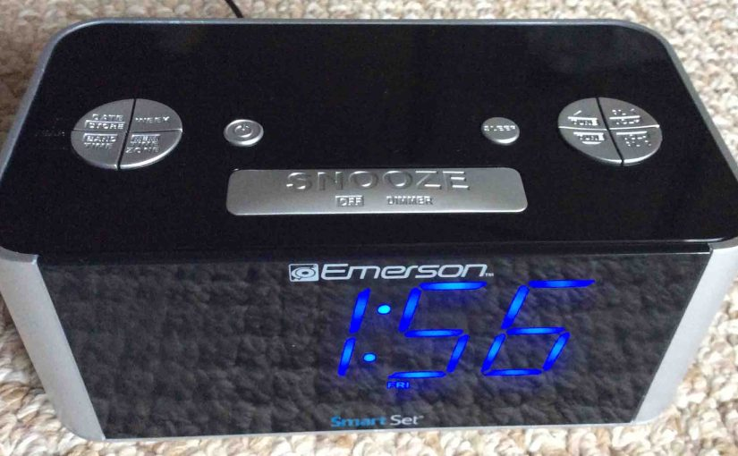 Emerson CKS1708 Clock Radio Review