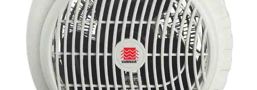 Fixing Noisy Portable Fan Heaters
