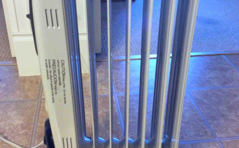 Pelonis™ Whole Room Radiator Heater HO-0250H Review