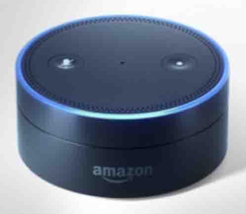 No Orange Ring On Echo Dot