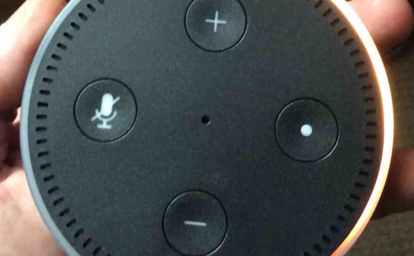 Reset Echo Dot to Restore Proper Operation