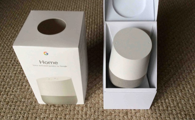 Connecting Original Google Home Smart Speaker to Honeywell Smart Thermostats