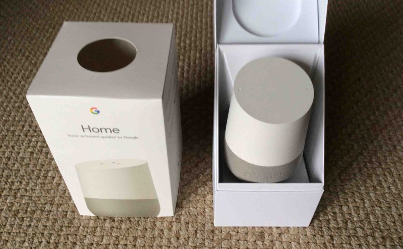 Connecting Google Home to Honeywell Thermostats