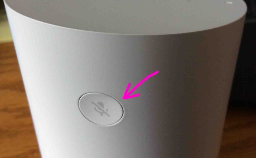 Where is the Reset Button on Google Home Speaker