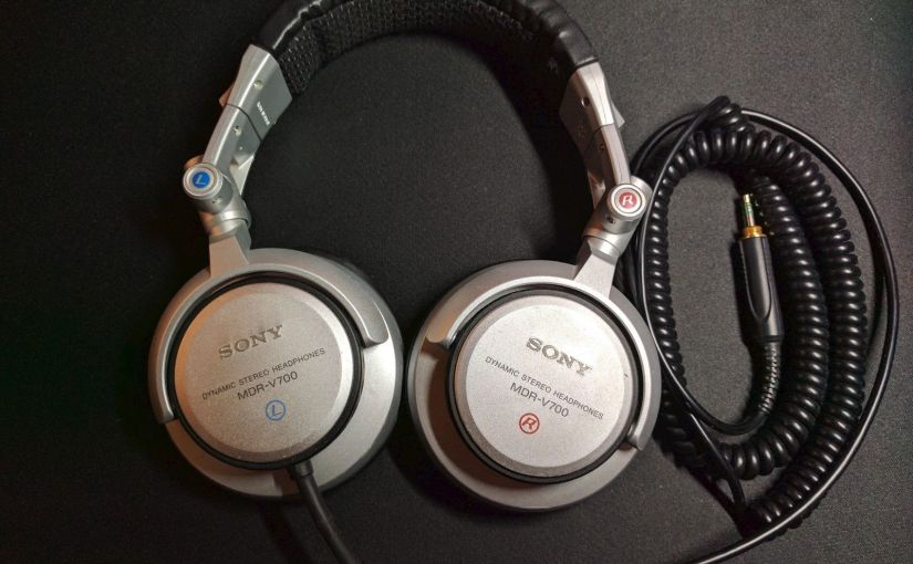 Sony MDR-V700DJ Headphones Review