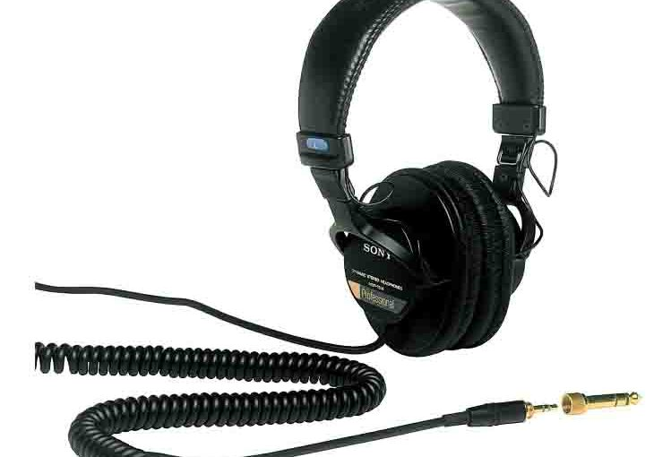 Sony MDR 7506 Professional Studio Monitor Headphones Review