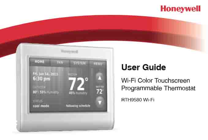 New Thermostats For House Manual Guide