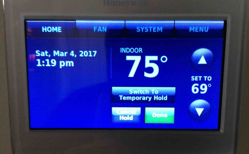 7 Day Programmable Thermostat Reviews