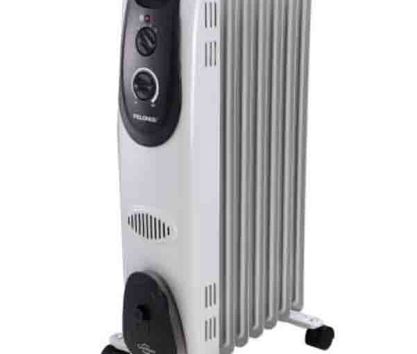 Pelonis Electric Radiator Heater, 7 Fin, Oil-Filled, #HO-0260 Review