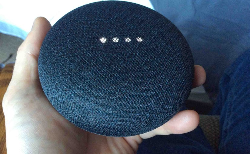Google Home Mini Reset to Factory Default Settings