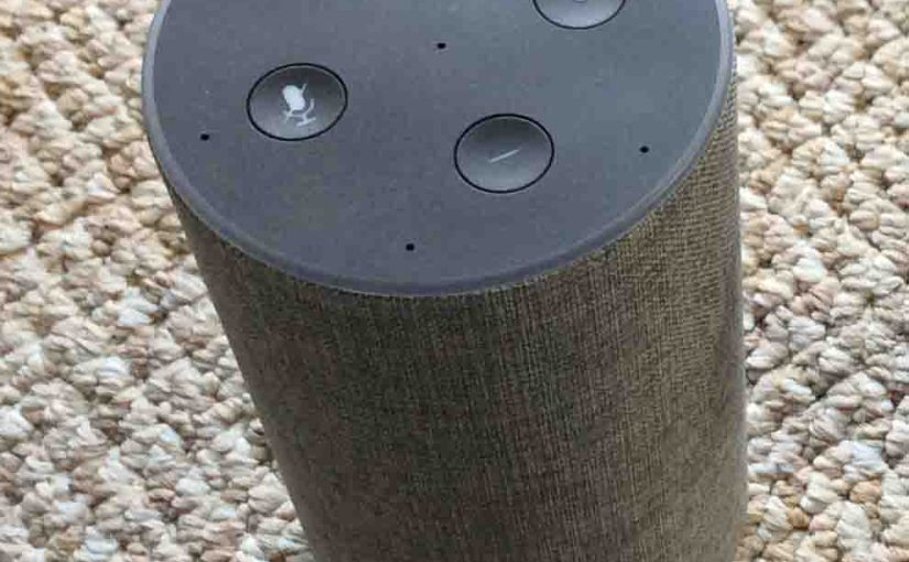 Where is the Reset Button on Amazon Generation 2 Echo Smart Speaker Located
